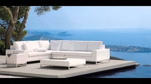 Modern Outdoor Coffee Table All Modern Outdoor Furniture Youtube