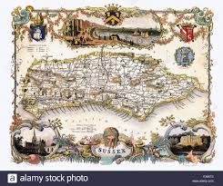 England County Map by England County Map Stock Photos U0026 England County Map Stock Images