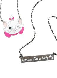 disney aristocats marie necklace topic