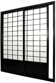 Sliding Door Room Divider Furniture 83 X 73 5 Sided Sliding Door Room