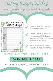 Wedding Budget Spreadsheet Google Docs by 100 Free Wedding Budget Worksheet 100 Wedding Budget