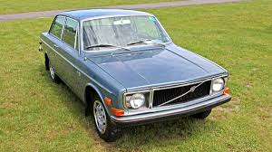 classic volvo sedan volvo 140 swedish brick turns 50 years old