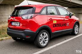 opel suv 2017 opel crossland x the germans are turning french