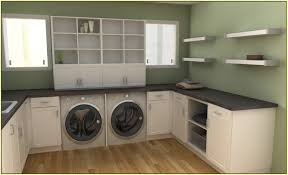 Laundry Room Cabinets by Classy Beige Wood Design Ikea Laundry Room Ideas Display Cabinet