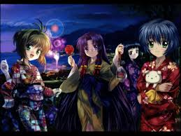 anime halloween wallpaper sakura card captor halloween wallpaper image gallery hcpr