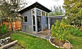 backyard garage 10x12 americana photographer s studio contemporary shed los