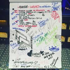 Father Of Lights Lyrics Kanye West U2013 The Life Of Pablo Studio Notepad Lyrics Genius Lyrics