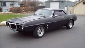 Car Bill Of Sale Washington by 1969 Pontiac Firebird For Sale Spokane Wa 6 900 Youtube