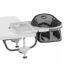 Baby Chair Clips Onto Table Mountain Buggy Pod Potable High Chair That Attaches To Table