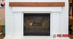 How To Build Fireplace Surround by 15 Elegant Diy Fireplace Mantel And Surrounds U2013 Home And Gardening