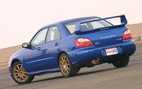 bronze subaru wrx 2005 subaru impreza information and photos zombiedrive