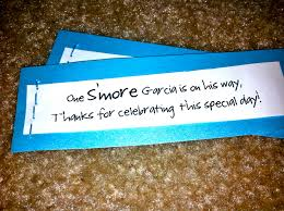9 best images of s u0027mores favor sayings baby shower thank you