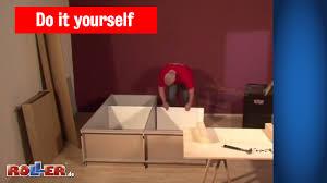 Wohnzimmer Einrichten Roller Jugendzimmer Montieren Roller Do It Yourself Youtube