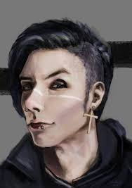 andy biersack with blonde hair andy biersack by eaglefriend on deviantart