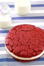 giant single serving red velvet oreo cookies gemma u0027s bigger