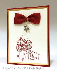 making spirits bright with holiday card ideas stampin u0027 pretty