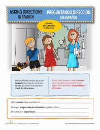 3rd grade spanish foreign language worksheets u0026 free printables