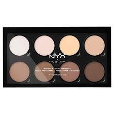 Make Up Nyx nyx professional皰 makeup highlight contour pro palette 0 09oz