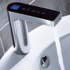 domotique cuisine robinet et domotique mitigeur et électronique