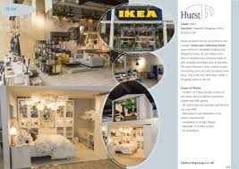 ikea order and collection point store the hurst group interior