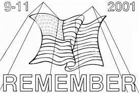 9 11 Coloring Sheets The Most Awesome And Also Attractive Coloring Pages For September