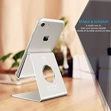 Cell Phone To Desk Phone Lamicall Desktop Cell Phone Stand Cradle Dock For All Android