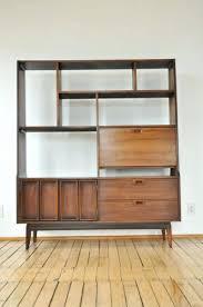 Mid Century Room Divider Bookcase Wall Divider Bookcase Half Wall Room Divider Bookcase