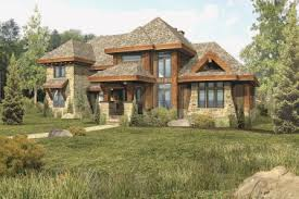 Ranch Style Log Home Floor Plans 11 Rustic Craftsman Style Log Homes Brick Ranch Converted To