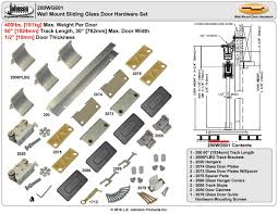 Glass Door Stops by Johnsonhardware Com Sliding Folding Pocket Door Hardware