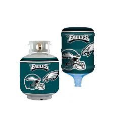 philadelphia eagles home decor bottle skinz philadelphia eagles propane tank cover 5 gal water
