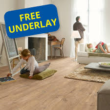 Wide Laminate Flooring Quick Step Eligna Wide Uw1548 Oak Saw Cuts Nature Laminate Flooring