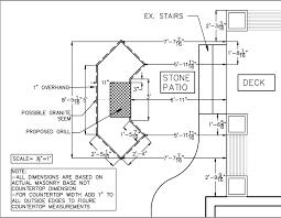 kitchen outdoor architecture design ideas plan excerpt bbulding