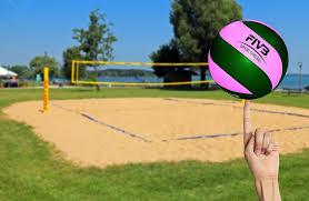Keranjang Bola Volly bola voli bermain pantai 盞 foto gratis di pixabay