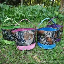 wholesale easter buckets camo easter buckets wholesale blanks candy and egg collecting