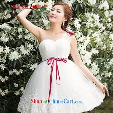 wedding dress version bridal wedding dresses 2015 new bridesmaid dress single
