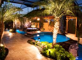 Outside Kitchen Design Ideas Enchanting Tropical Outdoor Kitchen Designs Nice Home Interior