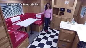 retro campers riverside rv retro 265bh youtube