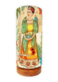 frida kahlo lamp http www deargladys com au shop shop home decor