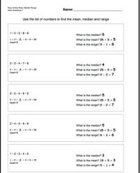 math worksheets for th graders printable and multiplying dividing