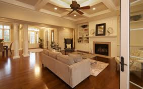 Open Floor Plan Pictures First Rate 5 Plans A Trend For Modern Open Floor Plan Trend