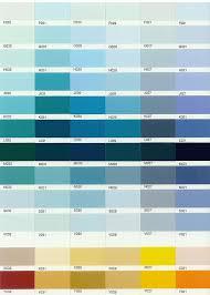 custom paint color chart twangled