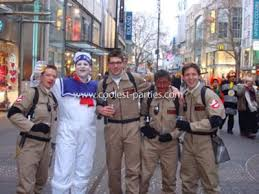 Group Homemade Halloween Costume Ideas 65 Best Cool Ghostbuster Costume Ideas Images On Pinterest