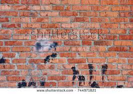 old red brick wall texture brickwall stock photo 744971845