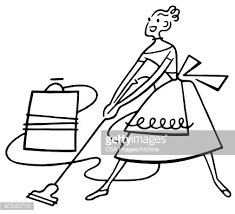 Vaccumming Vacuuming Stock Illustration Getty Images