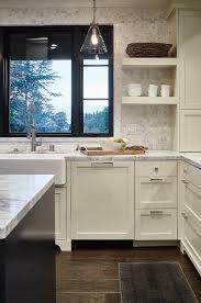 white kitchen cabinets with window trim black kitchen window molding design ideas