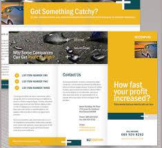 one page brochure template food bank volunteer brochure template design brochure