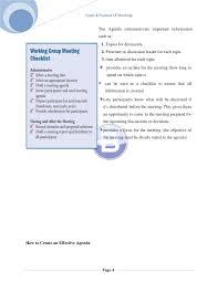 staff meeting agenda sample format of minutes of meeting sample