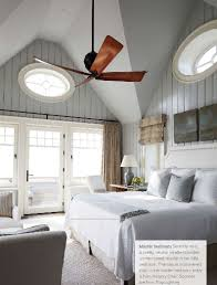 ceiling fans for sloped ceilings enchanting 129 best beach bedrooms images on pinterest master