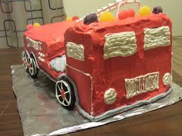 firetruck cake how to make a firetruck cake preschool powol packets