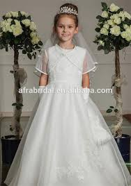 sd1483 party dresses for 6 year old cheap white china flower